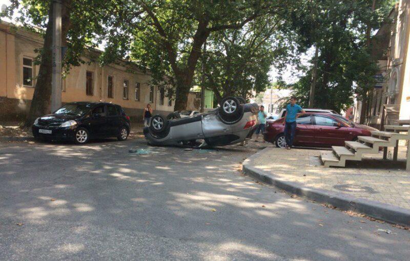 ДТП в Крыму: 18 июля
