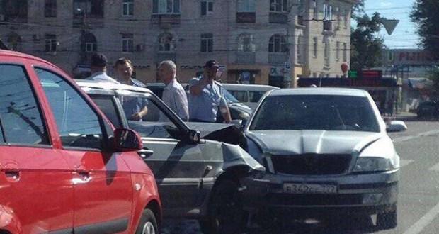 ДТП в Крыму: 14 августа