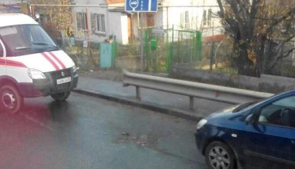 ДТП в Крыму: 8 ноября
