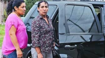 Los familiares de Ronda no entienden la actitud de García.