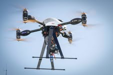 Los drones ya fueron usados en un allanamiento.