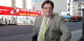 Rizzo tiene un perfil opositor al gobierno.