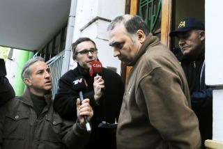 Mangeri quedó al borde del juicio oral.
