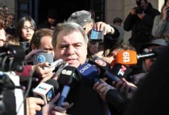 Pierri dice que hay colegas que le quieren sacar el caso.