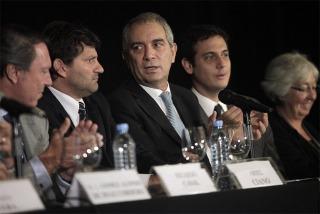 El ministro inauguró las jornadas en Mar del Plata.