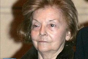 María Estela Martínez de Perón firmó el decreto que autorizó la represión.