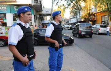 Los intendentes quieren el manejo de la policía.