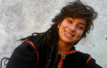 Lucía Pérez tenía 16 años.
