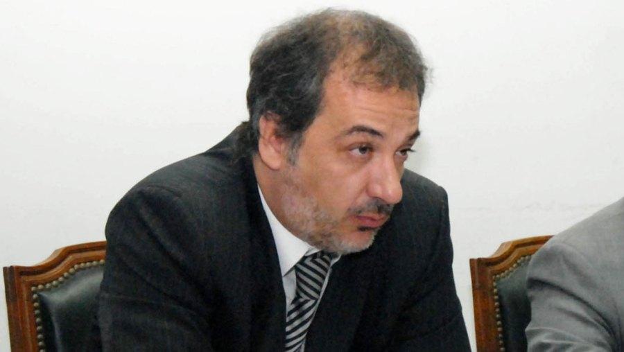 Vaiani estaba suspendido desde noviembre de 2015.