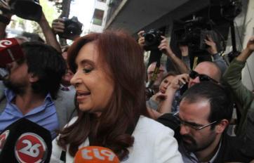 Cristina tiene varios procesamientos.