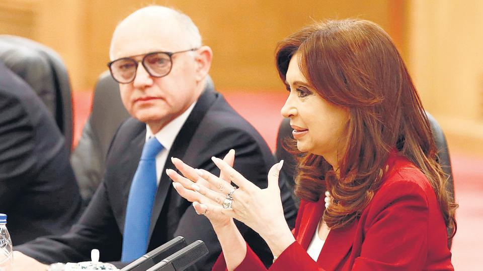 Cristina y Timerman fueron denunciados por firma el Memo.