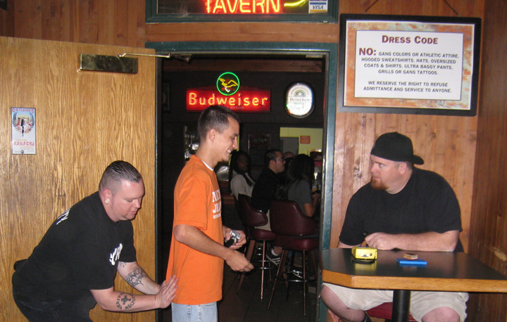 Nightclub Security Bouncer Job Description and Training Requirements