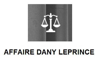 AFFAIRE DANY LEPRINCE
