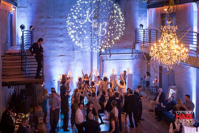 Wedding, Fremont Foundry, January 2016