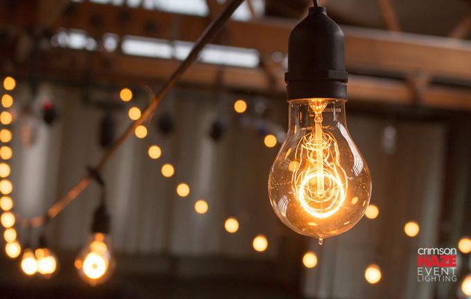 415 Westlake string lights