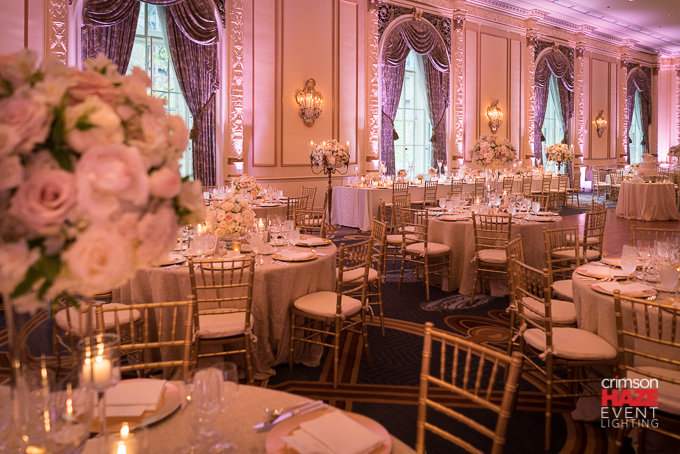 Wedding, Fairmont Olympic, April 2017
