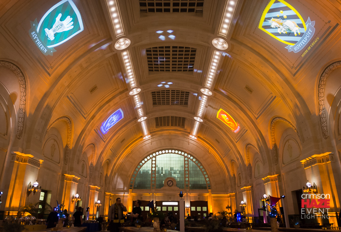 "PopCap ""Harry Potter"" Holiday, Union Station Great Hall, Dec 201"