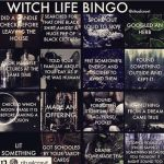 witchcraft bingo guess love voodoo hoodoo magic pegan god goddesshellip