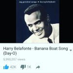 banana boat song love music