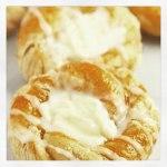 danish sweet cheese rolls