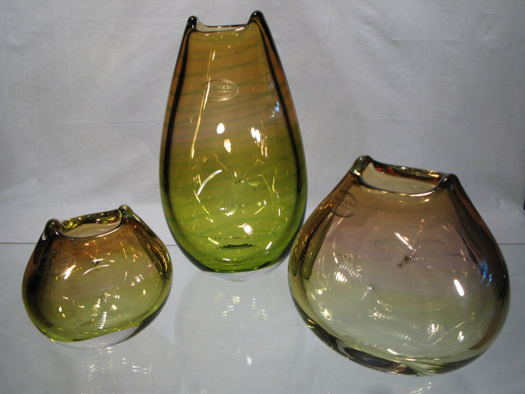 Vase De Murano Vases Murano Collection Botanique