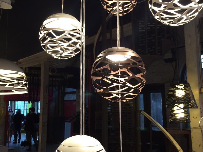 Suspensions Led Suspension Kelly Sphere - Luminaire Moderne Boule Kelly