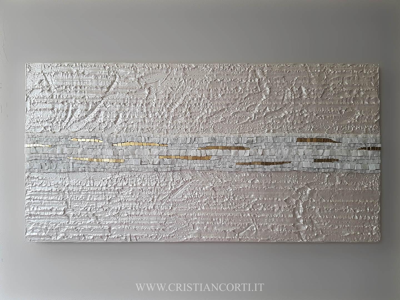 Pittura Materica Gesso Acrilico | Il Bruco Quadri A Decoupage 3d