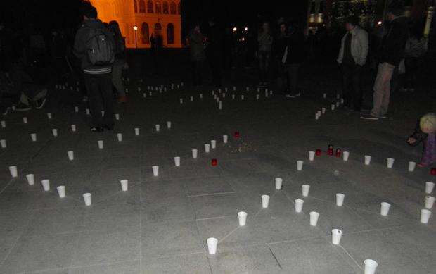 Earth Hour Vrancea