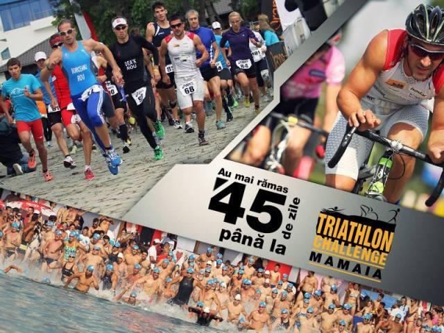 45 de zile pana la triathlon
