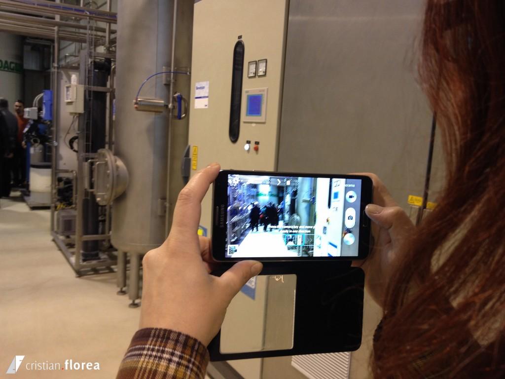 vizita bloggerilor la fabrica de apa aquasara 7