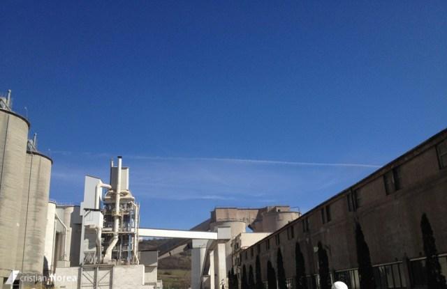 vizita bloggerilor la fabrica de ciment de la chiscadaga 9