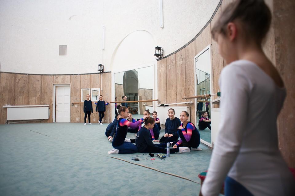 antrenament junioare gimnastica 1