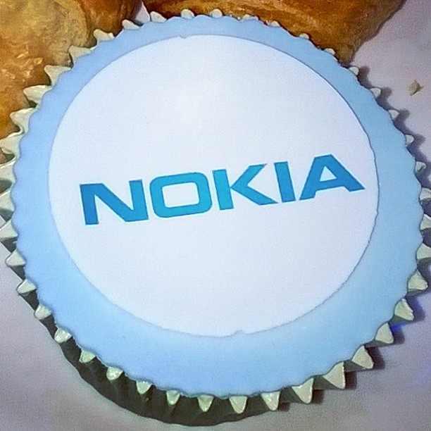 nokia cupcake