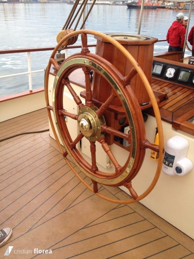 aventura pe o nava cu panze - constanta varna 10
