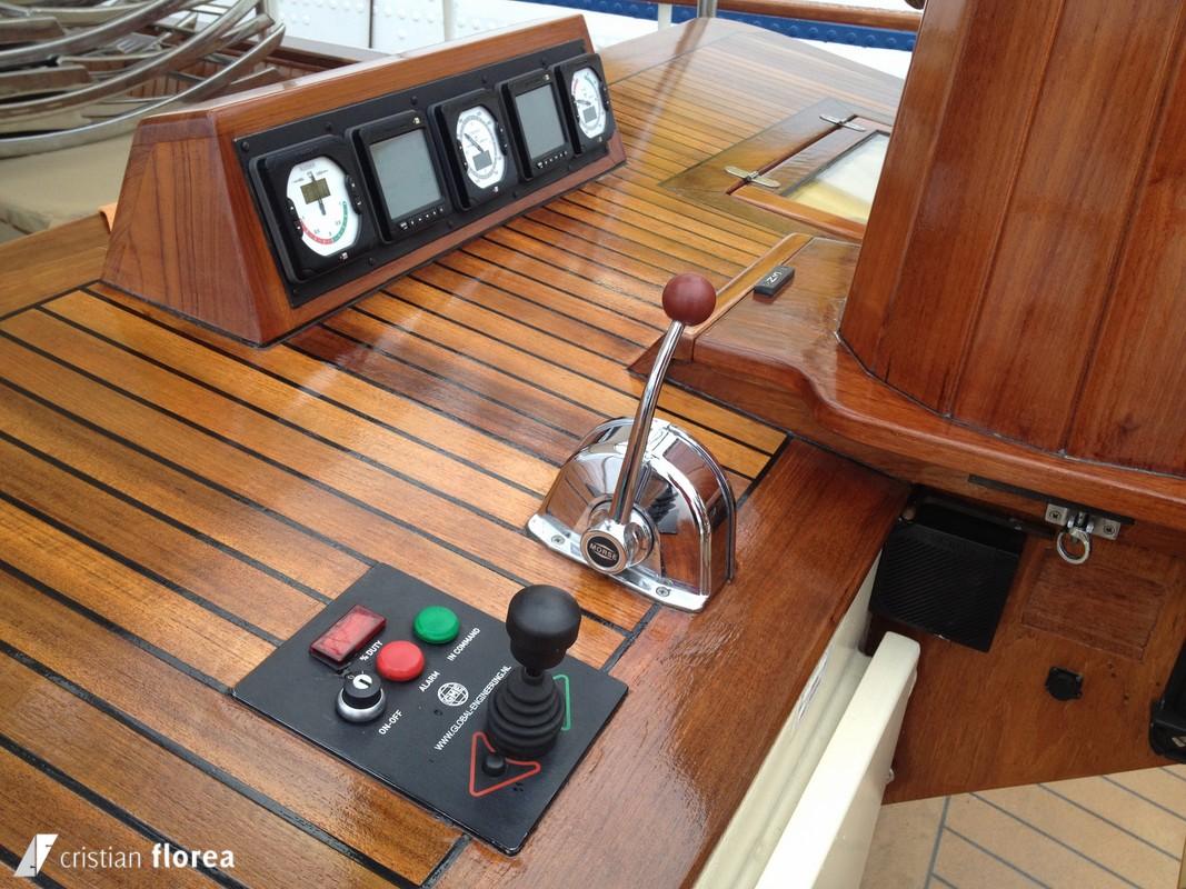 aventura pe o nava cu panze - constanta varna 11
