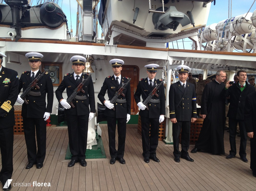 aventura pe o nava cu panze - constanta varna 15
