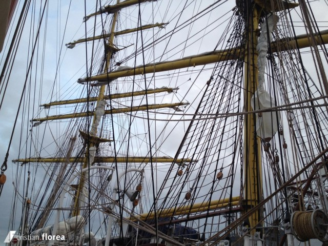 aventura pe o nava cu panze - constanta varna 4
