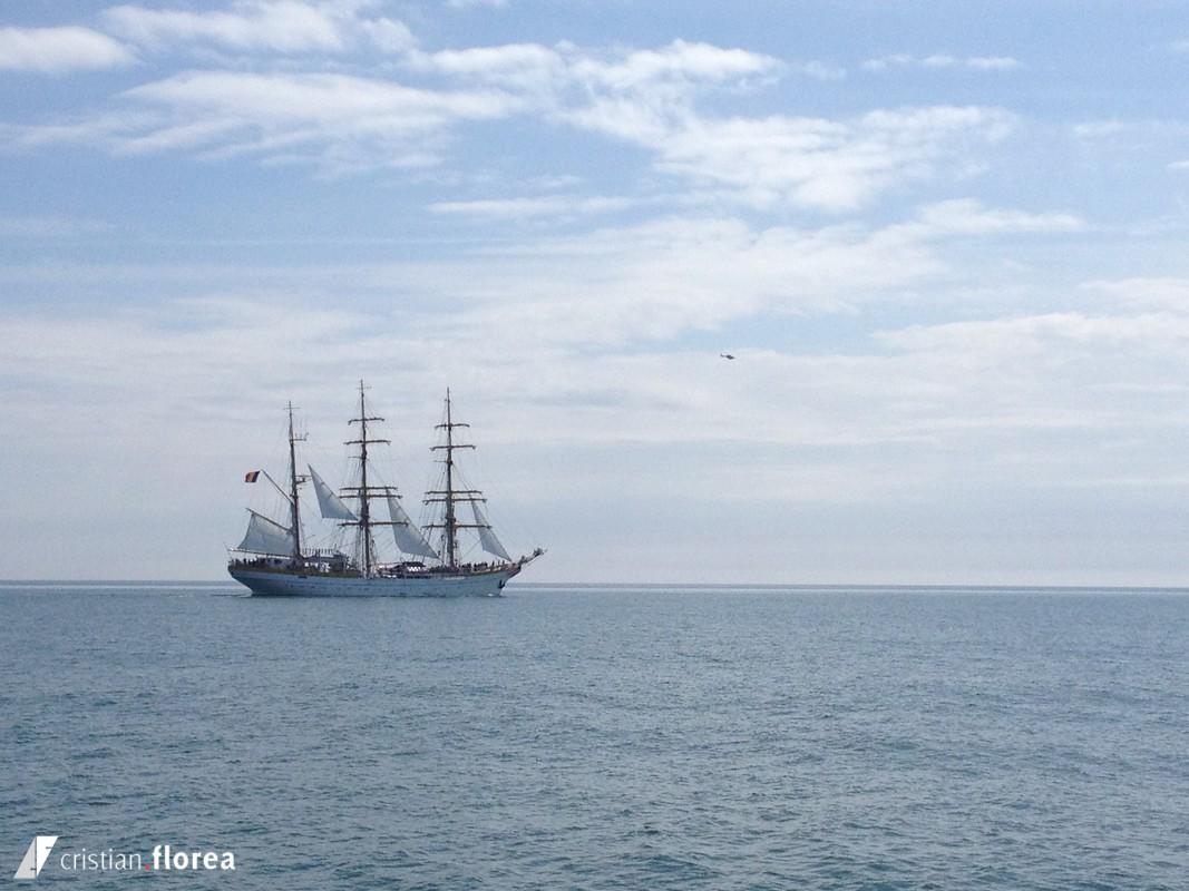 aventura pe o nava cu panze - constanta varna 45