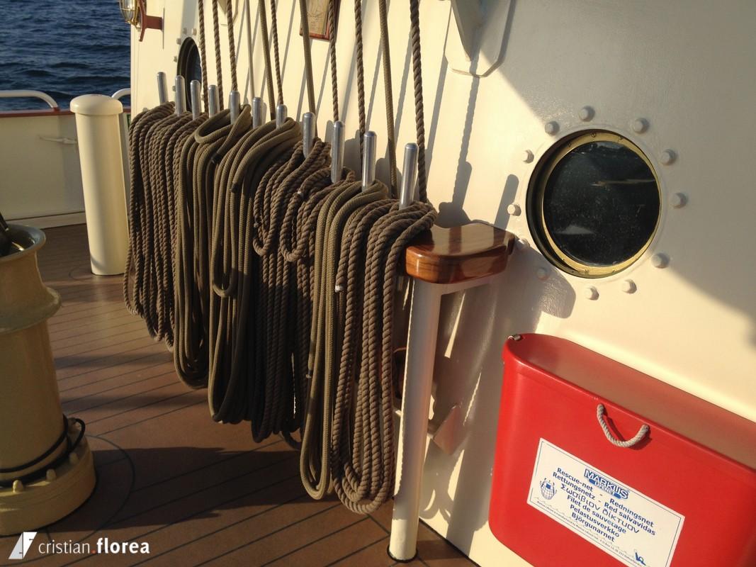 aventura pe o nava cu panze - constanta varna 56