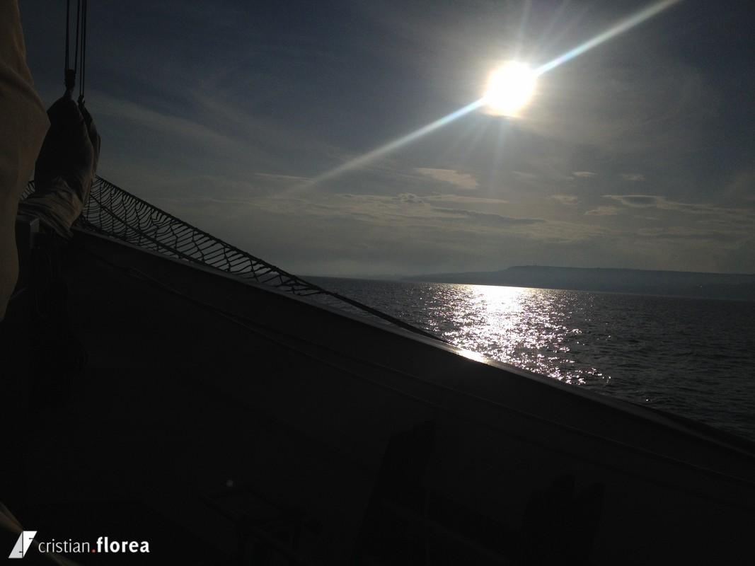 aventura pe o nava cu panze - constanta varna 58