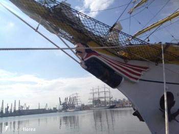 aventura pe o nava cu panze - constanta varna 87