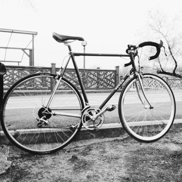 Bicicleta - Cristian Florea