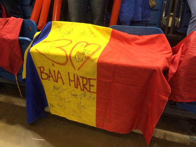 Romania - Danemarca la Campionatul European de Handbal feminin (3)