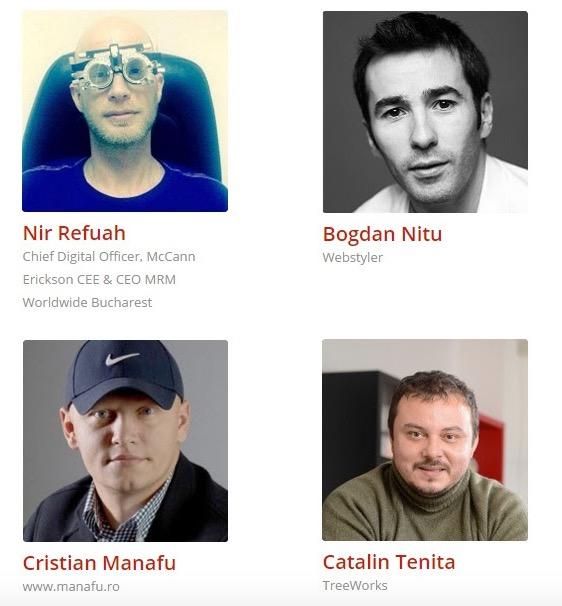 lista speakeri social media summit bucuresti