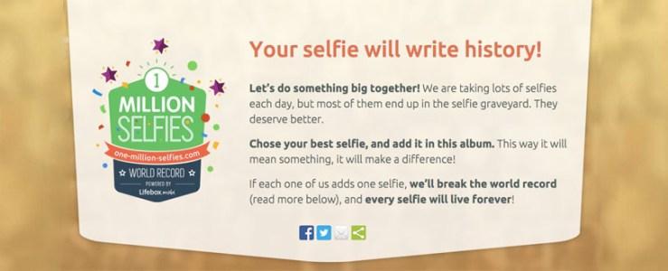 cele mai mutle selfie-uri