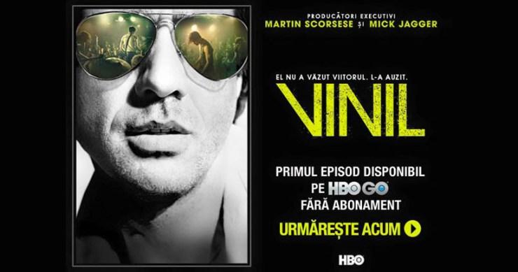 vinil - hbo go