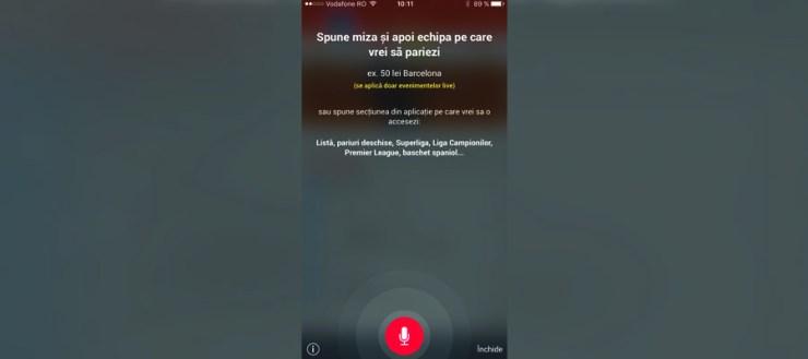 betano - aplicație de pariuri cu comandă vocală