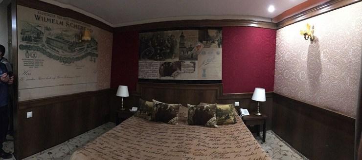 camera in stilul anilor 30 - hotel alpin poiana brasov