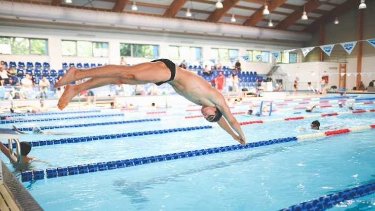 antrenament Samuel Ciorap - participant la Jocurile Paralimpice de la Rio