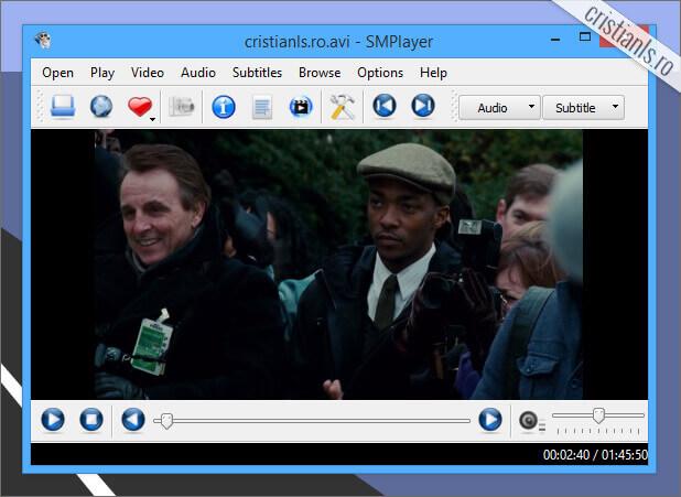 program de vazut filme calculator: SMPlayer